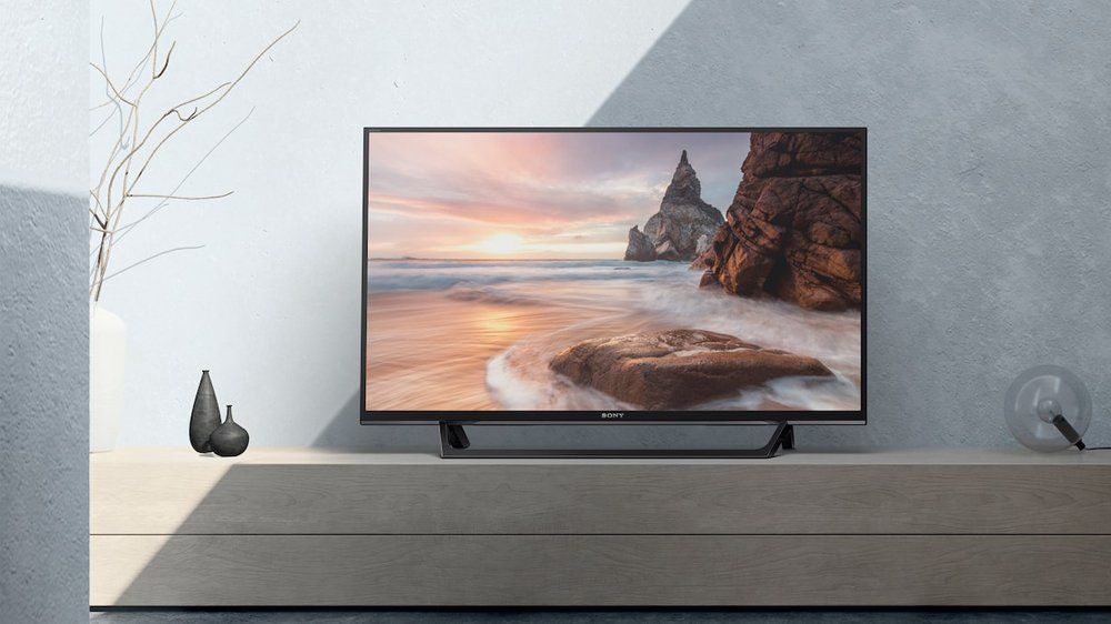 sony kdl40re455baep led fernseher 101 cm 40 zoll full hd. Black Bedroom Furniture Sets. Home Design Ideas