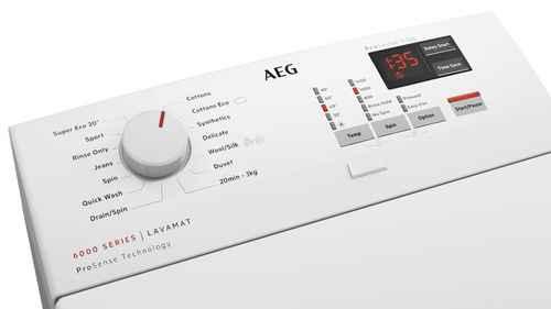 RCP 658235372 AEG L6TB41270 Detail Programme