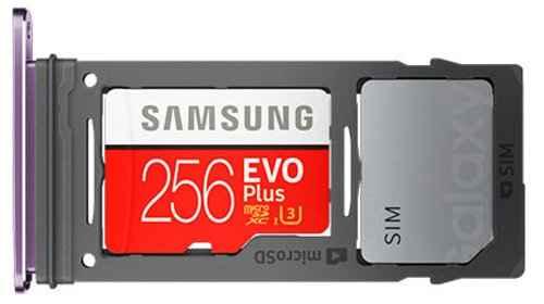RCP 662379027 Samsung S9 Kartenslot