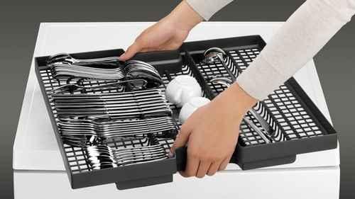 aeg teilintegrierbarer geschirrsp ler fee63720pm 11 l. Black Bedroom Furniture Sets. Home Design Ideas