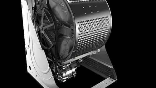 RCP 669073389 Bauknecht Soft 8F42PS Invertermotor