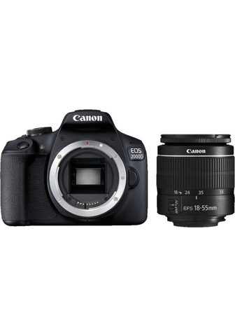 Canon »EOS 2000D Kit 18-55 mm DC III« Spiege...