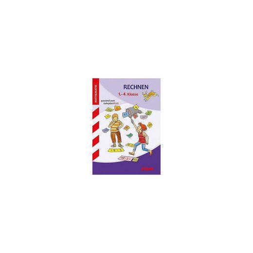 Stark Verlag Sammelband Grundschule - Mathematik Rechnen 1.-4. Klasse