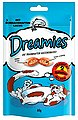 Dreamies Katzensnack »Lachs«, 12 Beutel á 60 g, Bild 2