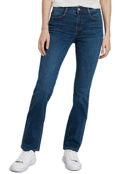 TOM TAILOR Straight-Jeans »Alexa« im 5-Pocket-Design