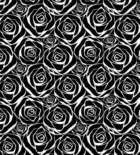 Bettwäsche »Milbensicher Allergiker geeignet mit Kissenbezug«, Abakuhaus, Blumen Abstrakte Kunst Rose Blumen