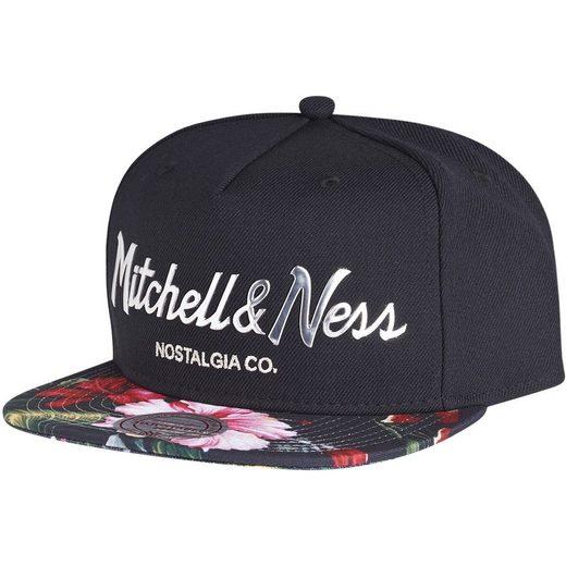 Mitchell & Ness Snapback Cap »Strapback VISOR floral«