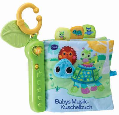 Vtech® Buch »Babys Musik-Kuschelbuch«, mit Soundfunktion