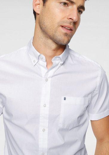 Schlussverkauf IZOD Kurzarmhemd mit Brusttasche