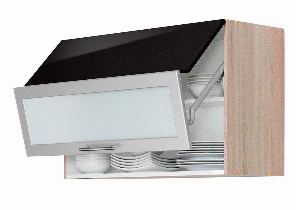 Wiho Küchen Küchenhängeschrank »Montana Glanz, Breite 90 cm« online kaufen  | OTTO