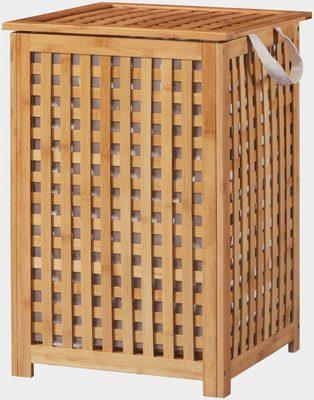 Wäschekorb »Bambus«, 40 cm breit