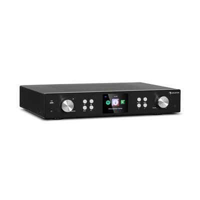 Auna »iTuner 320 ME digitaler HiFi-Tuner Spotify Connect BT App-Control« Kabel-Receiver