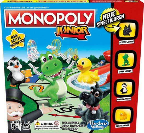Hasbro Spiel, »Monopoly Junior Neuauflage«