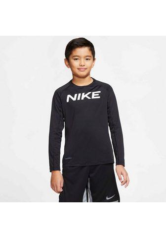 Nike Marškinėliai »BOYS LONGSLEEVE FITTED T...
