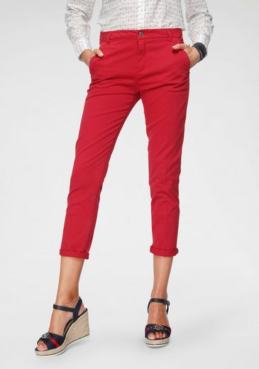 United Colors of Benetton Chinohose in klassischer Basic-Form