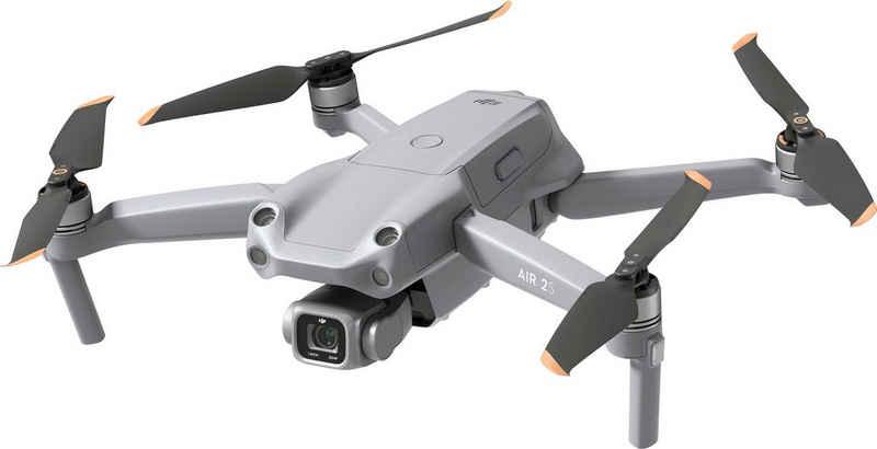 dji »AIR 2S« Drohne (5,4K, Drohnen-Quadkopter, 1-Zoll CMOS-Sensor, 5,4K Video, Hindernisvermeidung in 4 Richtungen, 31 Minuten Flugzeit, MasterShots)
