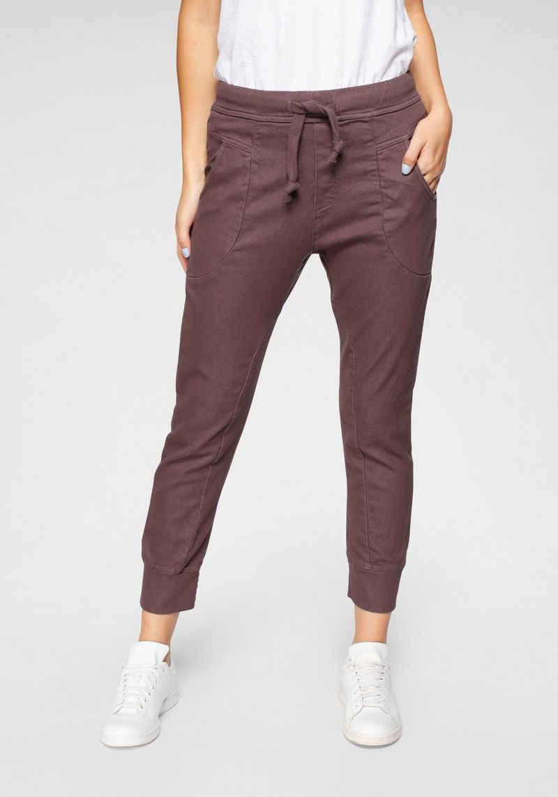 Please Jeans Jogger Pants »PL51G« im Relax-Fit mit praktischem Gummizug-Bund