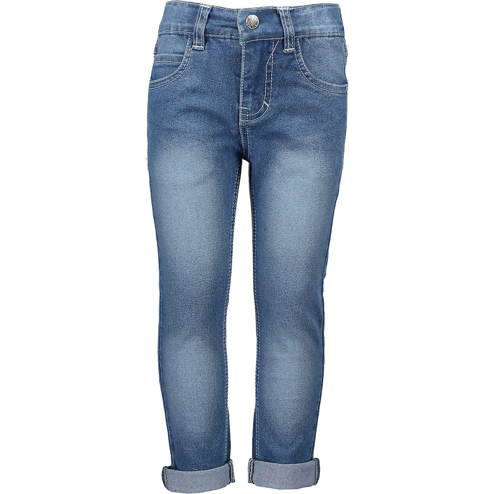 Blue Seven M/ädchen Jeans