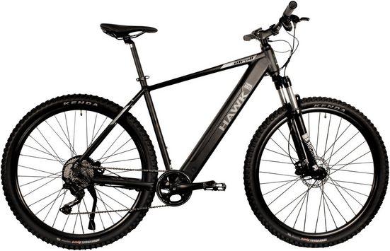 """HAWK Bikes E-Bike »HAWK eTrail 29""""«, 10 Gang Shimano Deore 10-speed Schaltwerk, Heckmotor 250 W"""