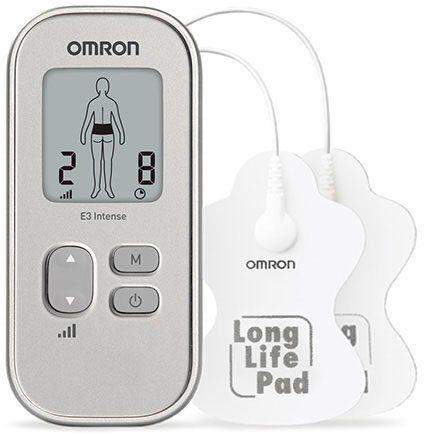 Omron TENS-Gerät »E3 Intense HV-F021-ESL«, Schmerztherapiegerät