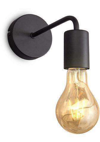 B.K.Licht Wandleuchte sieninė lempa 1 flammige V...