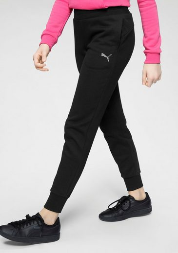PUMA Jogginghose »SWEAT PANTS FLEECE GIRLS«