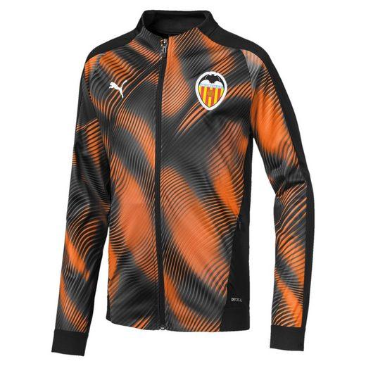 PUMA Softshelljacke »Valencia CF Kinder Stadium Jacke«