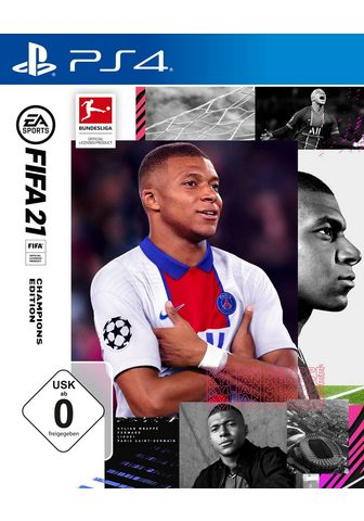 Electronic Arts FIFA 21 Champions Edition PlayStation ...