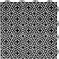 Set: Kunststofffliesen »XL«mit Klick-Verbindung, 14 Stk. für 2 m², schwarz, Bild 1