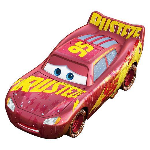 Mattel® Disney Cars Die-Cast Muddy Lightning McQueen