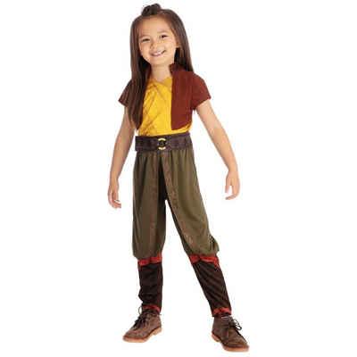 Rubie´s Prinzessin-Kostüm »Rubies 3301063 - Raya Deluxe - Disney Kinder Kostüm«