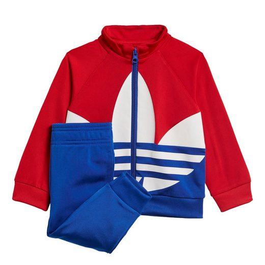 adidas Originals Trainingsanzug »Large Trefoil Trainingsanzug«