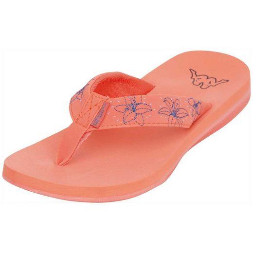 Kappa »LAGOON« Zehentrenner ideal für Strand und Pool