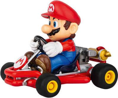 Carrera® RC-Auto »Mario Kart™ - Pipe Kart, Mario, 2,4GHz«