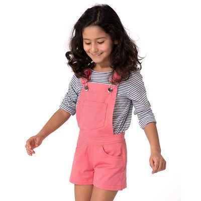 MyToys-COLLECTION T-Shirt »Latzshorts für Mädchen von Oklahoma Premium Denim«