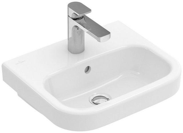 Waschtische - Villeroy Boch Aufsatzwaschbecken »Architectura«, mit CeramicPlus Beschichtung und Überlauf  - Onlineshop OTTO