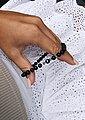 GOOD.designs Armband »Buchstabenperlen F«, Bild 3