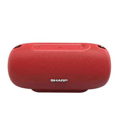 Sharp GX-BT480 Kabelloser Lautsprecher Bluetooth-Lautsprecher (40 W)