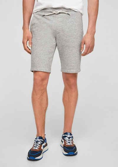 s.Oliver Shorts »Regular Fit: Bermuda aus Sweat« (1-tlg)
