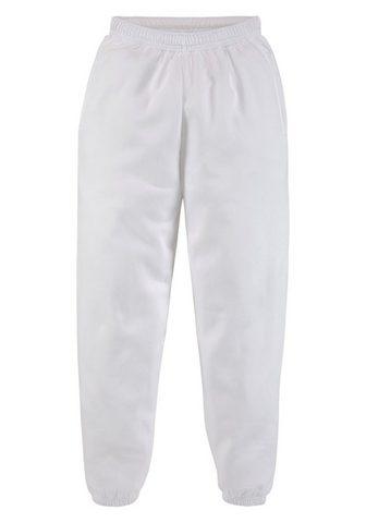 Fruit of the Loom Sportinio stiliaus kelnės iš Baumwollm...