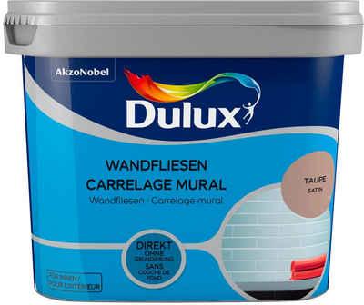 Dulux Fliesenlack »Fresh Up«, taupe, 0,75 l