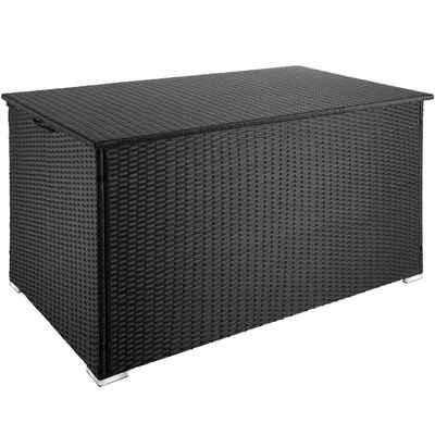 tectake Gartenbox »Auflagenbox mit Aluminiumgestell Stockholm,«
