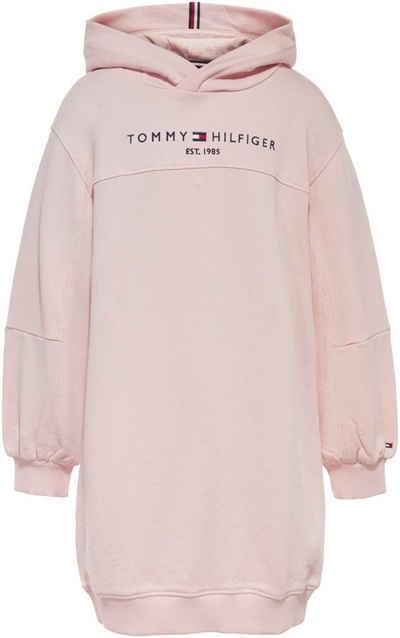 Tommy Hilfiger Sweatkleid »ESSENTIAL HOODIE DRESS L«