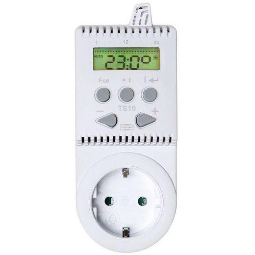 tectake Heizkörperthermostat »Thermostat für Steckdose TS10«