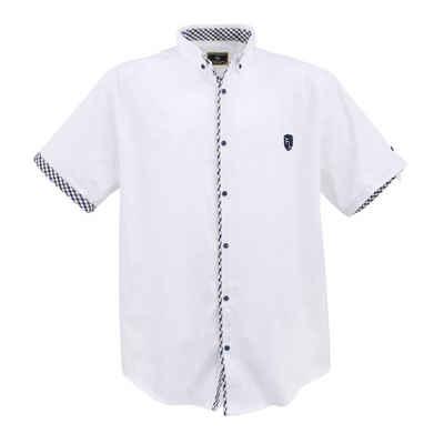 Lavecchia Hemd »Übergrößen Hemd« Übergrößen Hemd kurz Arm