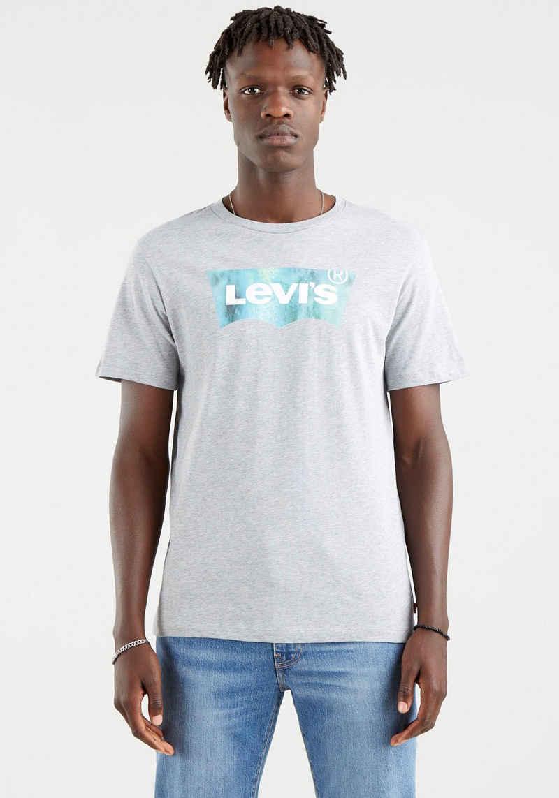 Levi's® T-Shirt »HOUSEMARK GRAPHIC TEE« mit effektvollem Print
