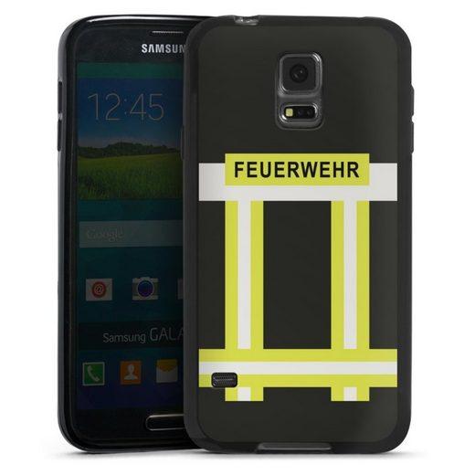 DeinDesign Handyhülle »Feuerwehr« Samsung Galaxy S5 Neo, Hülle Feuerwehr Feuerwehrmann Beruf