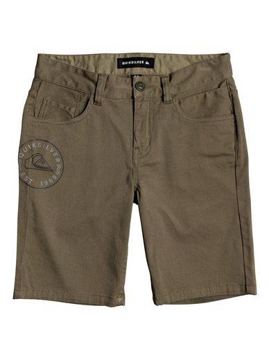 "Quiksilver Shorts »Pebbly Blu 17""«"