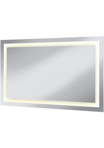 welltime LED-Lichtspiegel »Miami« BxH: 120 x 70...