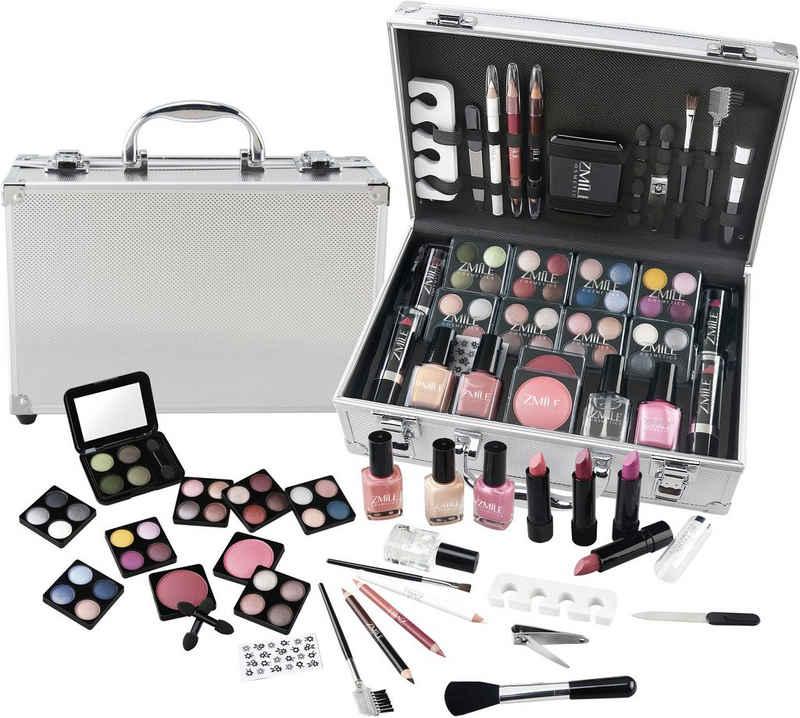 ZMILE COSMETICS Kosmetik-Koffer »French Manicure«, 57-tlg.